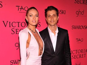 Model Seksi Candice Swanepoel Lahirkan Anak Pertama