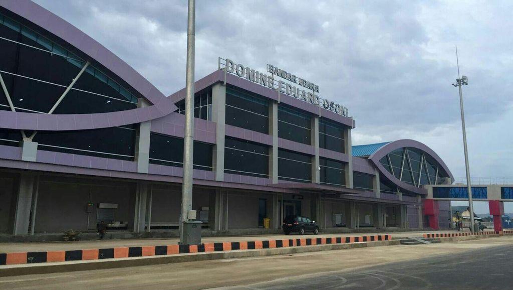 Puluhan Penumpang Tiba di Bandara Sorong Tanpa Dokumen Lengkap Corona