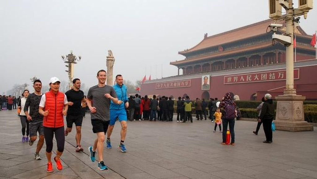 Netizen China Sebut Mark Zuckerberg Pengkhianat, Kenapa?