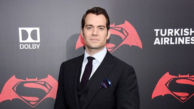 NEW YORK, NEW YORK - MARCH 20:  Actor Henry Cavill attends the