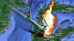 Heli Jatuh di Poso, Ketua Komisi I: Periksa Seluruh Alutsista Udara TNI!