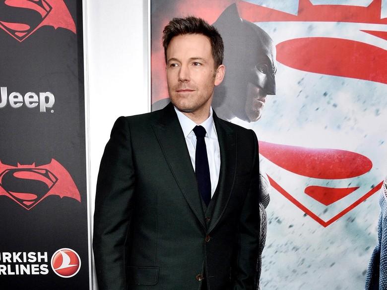 Ben Affleck Disebut Sebagai Batman Terbaik Sepanjang Masa Foto: Bryan Bedder/Getty Images for Bai Superteas