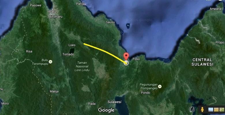 Ini Kronologi Jatuhnya Heli TNI AD di Poso yang Tewaskan 13 Orang