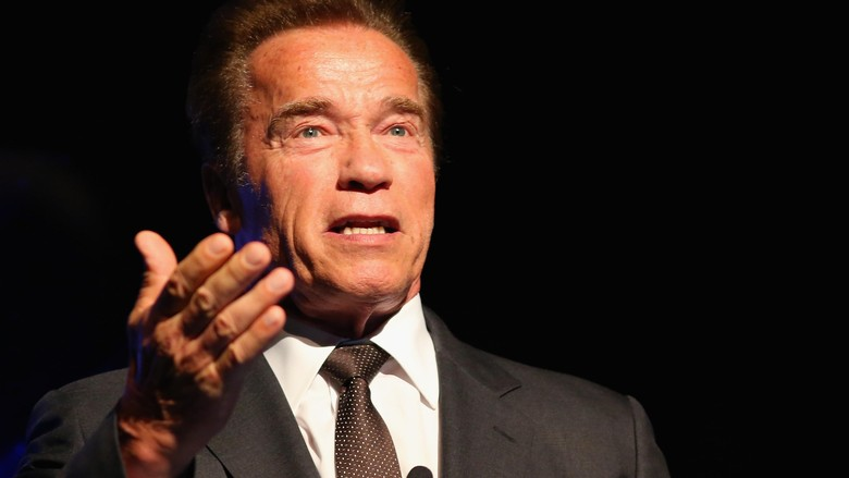 Arnold Schwarzenegger Foto: Getty Images