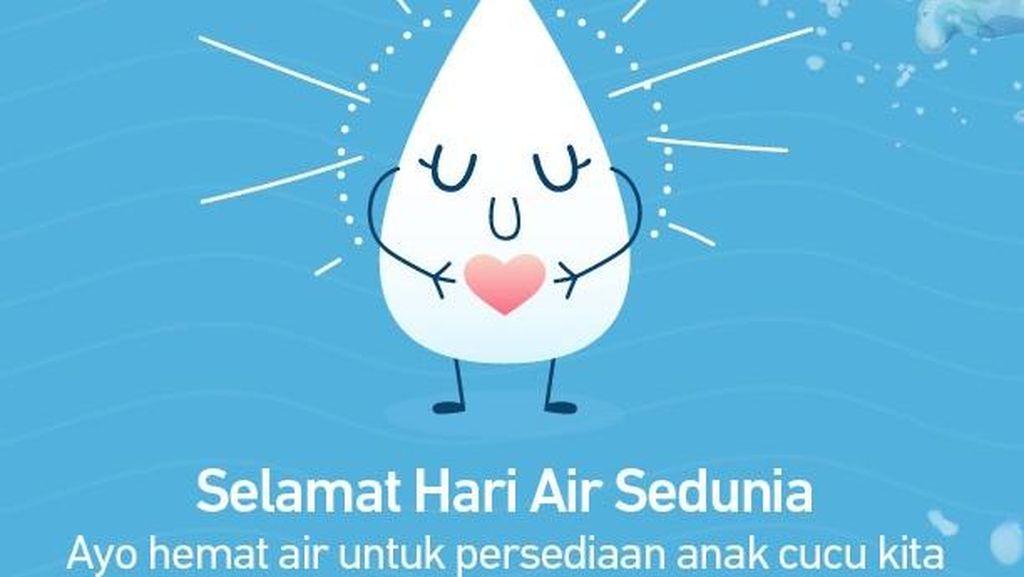 Transmart Carrefour Gelar Promo Peringati Hari Air Dunia