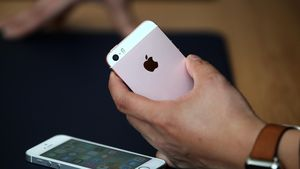 iPhone SE Sepi Peminat