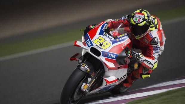 Andrea Iannone saat masih membela Ducati