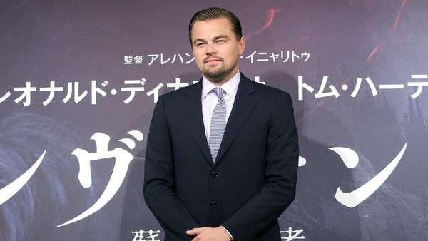 Leonardo DiCaprio Sapa Fans di Jepang