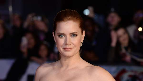 Amy Adams, Gorgeous in Blue