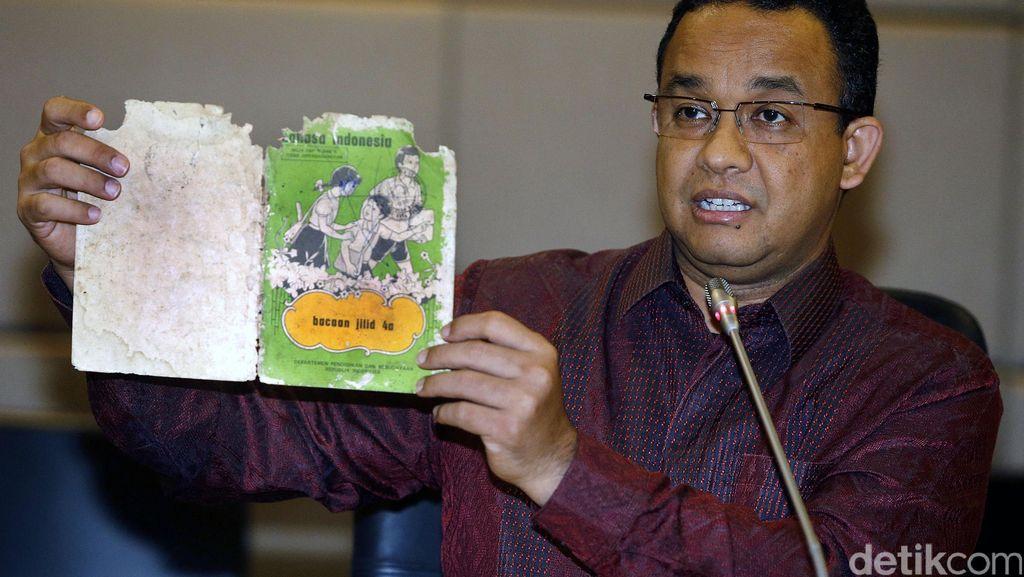 Anies Baswedan Audiensi Dengan Keluarga Pak Raden