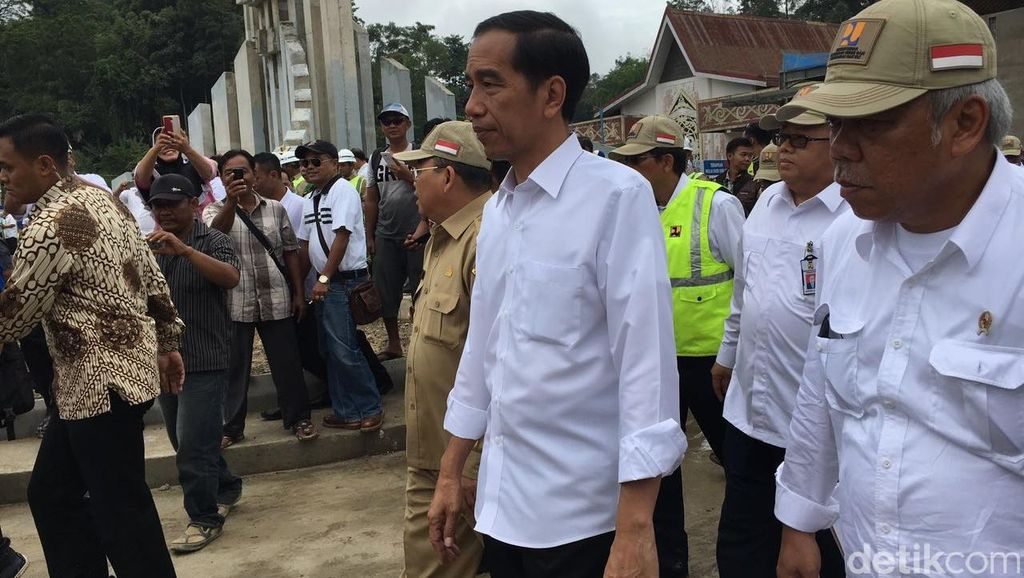 Melihat Upaya Jokowi Bangun Daerah Pinggiran dan Perbatasan