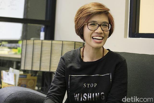 'Emaknya' Programer Go-Jek Hengkang, Kejar Mimpi Jadi Menteri