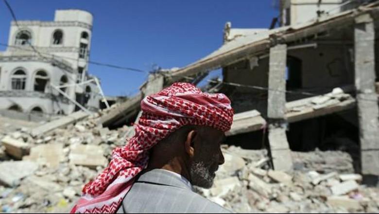 Serangan udara AS di Yaman tewaskan militan Yaman