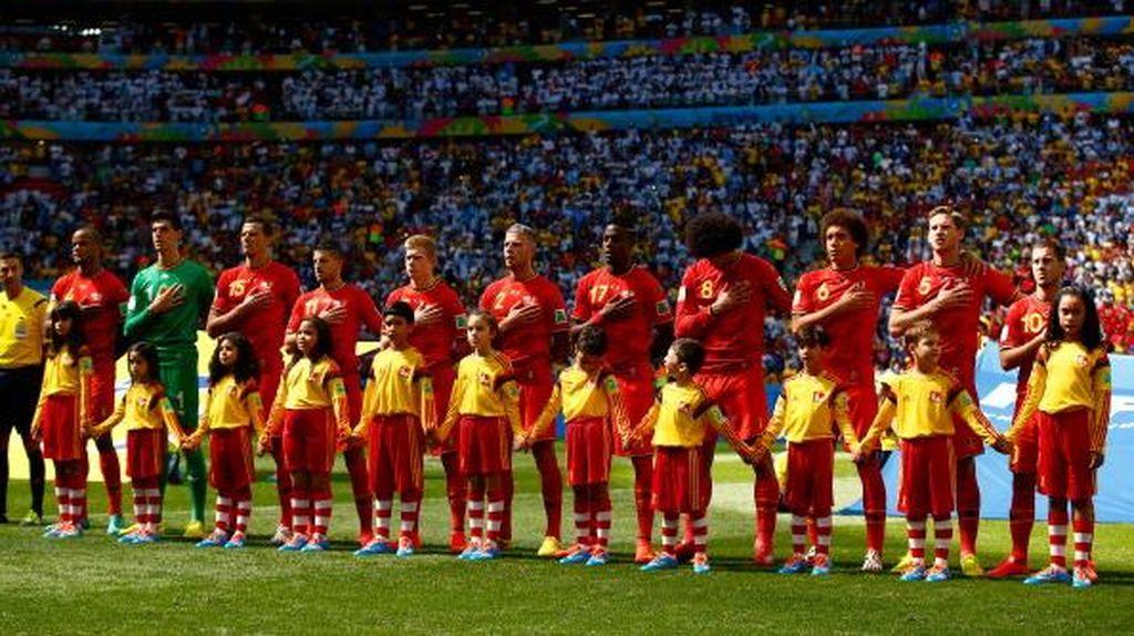 Laga Belgia vs Portugal Akhirnya Dipindah ke Leiria
