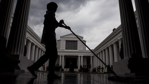 Pada 2013, Museum Nasional kembali jadi sorotan setelah koleksi emas raib.