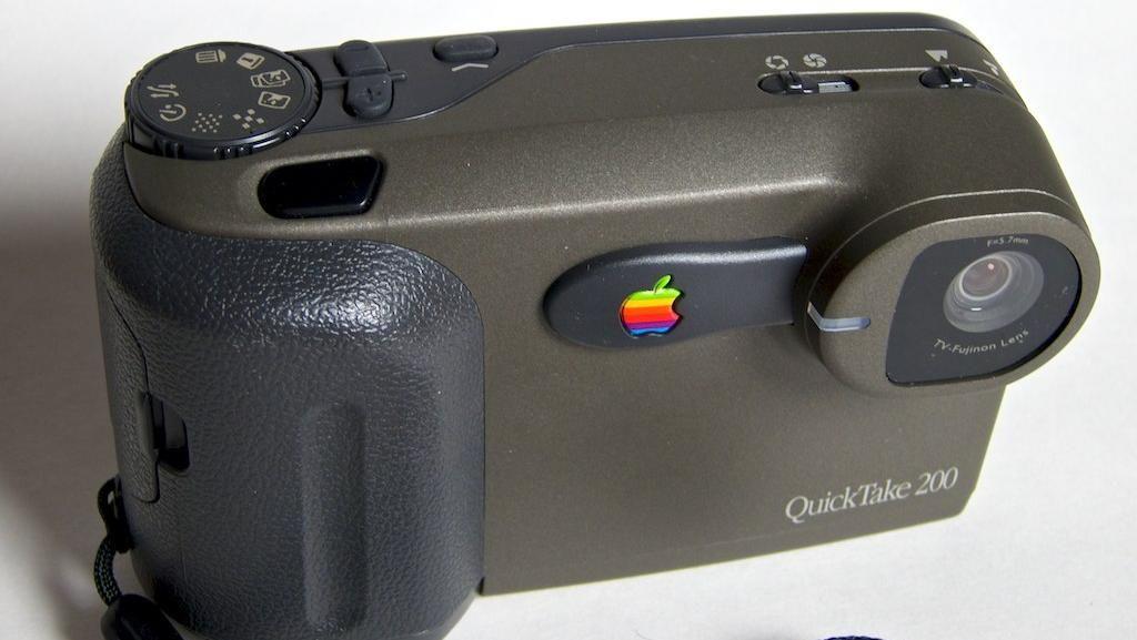 QuickTake, Kamera Digital Apple yang Terlupakan