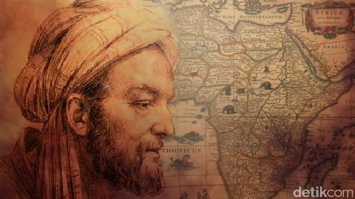Ibnu Khaldun Patung