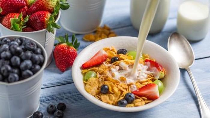 Mana yang lebih sehat untuk sarapan, sereal atau pizza? (Foto: Ilustrasi/Thinkstock)