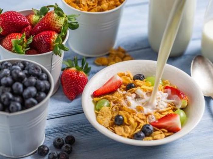 Manfaat sereal bisa didapat dengan melakukan 7 tips sehat. Foto: Thinkstock