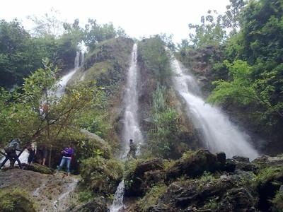 Mau Long Weekend Segar, Ayo ke Air Terjun Sri Gethuk Gunungkidul