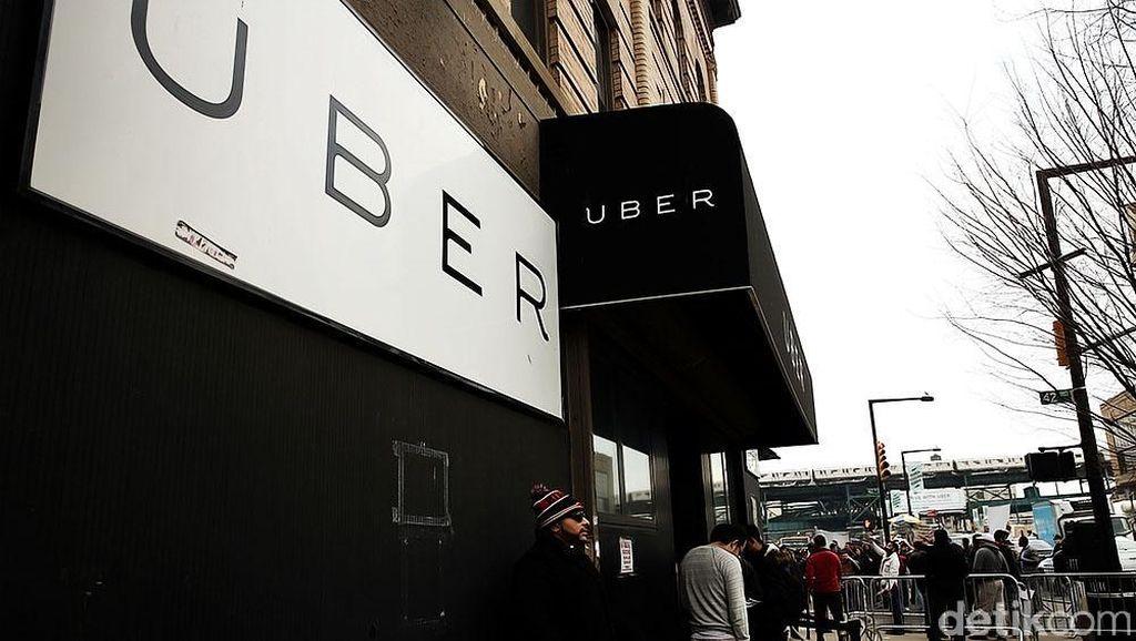 Uber bakal Kerjasama dengan Waymo?