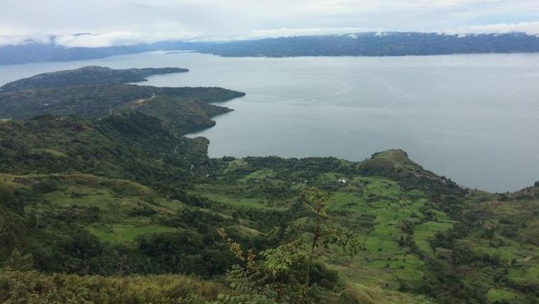 Huta Ginjang di Danau Toba (Afif Farhan/detikTravel)