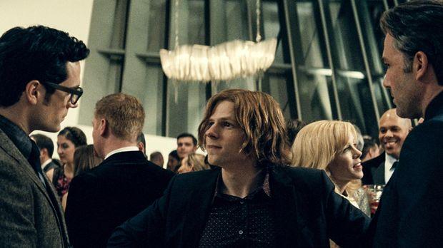 Jesse Eisenberg Berharap Bisa Perankan Lex Luthor Lagi