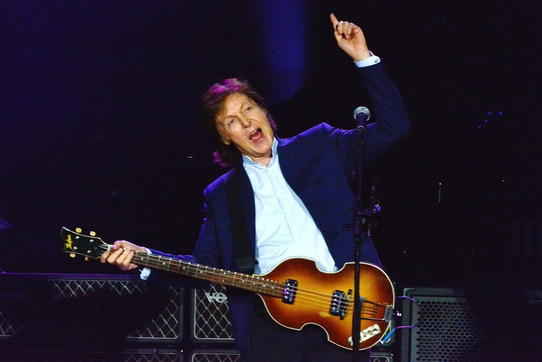 Duh! Rumah Paul McCartney di London Dibobol