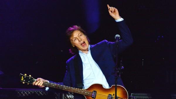 Paul McCartney Bergabung dalam Seri Terbaru Pirates of the Caribbean