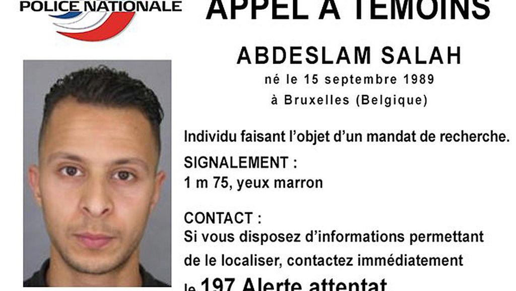 Foto: Salah Abdeslam, Tersangka Pelaku Serangan Paris Buka Suara