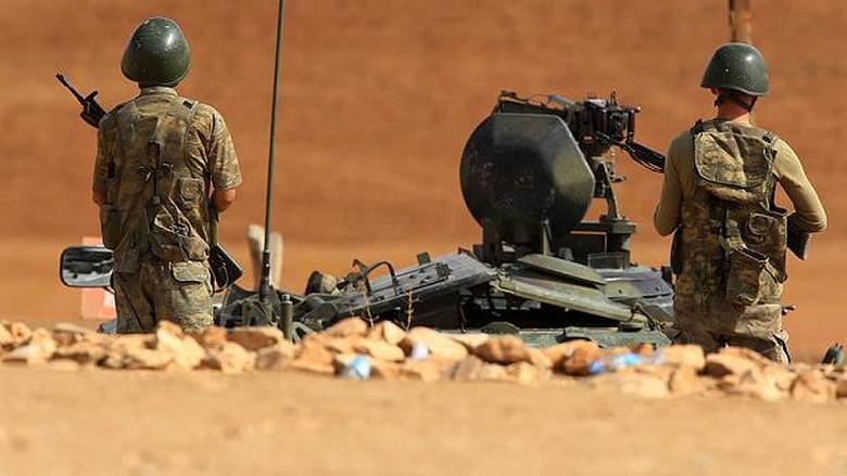 Angkatan Udara Suriah Siap Hancurkan Pesawat Tempur Turki