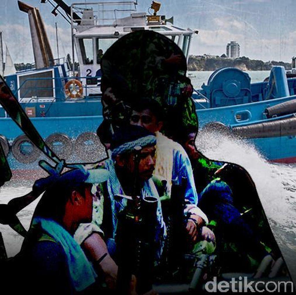 Penculik 2 Nelayan Indonesia di Sabah Minta Tebusan Rp 14,3 M