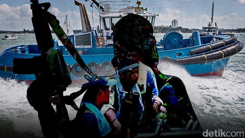 Penculik 3 WNI di Perairan Malaysia Minta Uang Tebusan