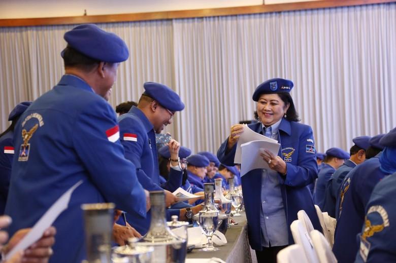 Bu Ani Tak Sebut Prabowo dalam Ucapan Terima Kasih, Ini Penjelasan PD