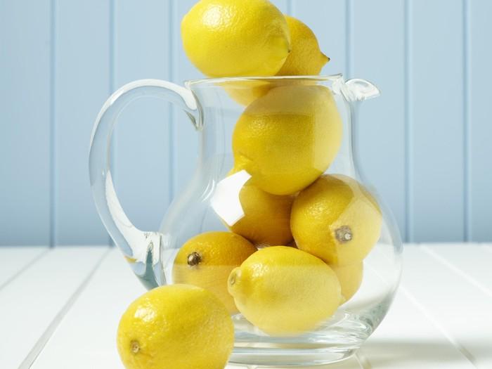 Ilustrasi buah lemon. Foto: Thinkstock