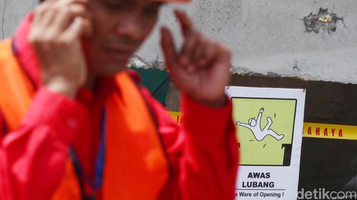 Tingkat kecelakaan kerja dan berbagai ancaman keselamatan dan kesehatan kerja (K3) di Indonesia masih cukup tinggi.Hasan Alhabshy//ilustrasi/detikfoto