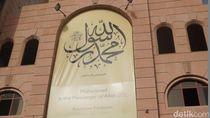 Napak Tilas Perjalanan Rasul di Museum Nabi Muhammad