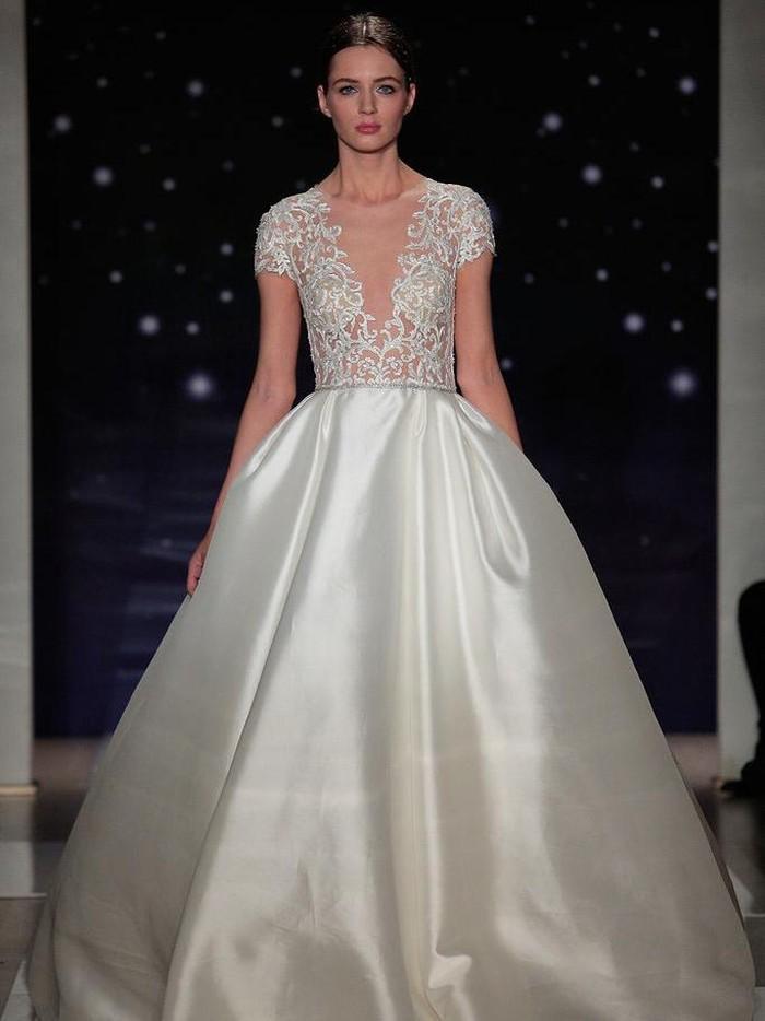 Foto Inilah 10 Gaun Pengantin Couture Paling Mewah Di Dunia
