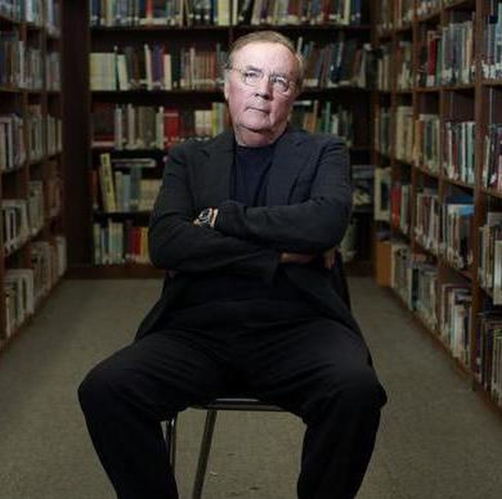 James Patterson Rilis Novel Fantasi Terbaru