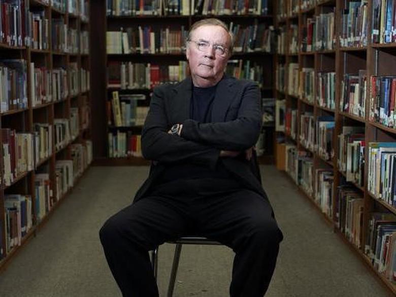 James Patterson Rilis Novel Fantasi Terbaru