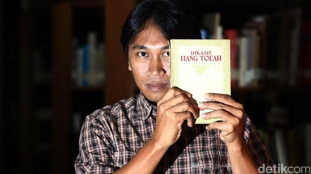 Ahli sejarah (sejarahwan) JJ Rizal