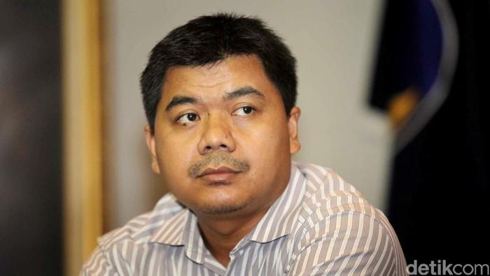 Anggota KPU Pusat (2012-2017) Juri Ardiantoro