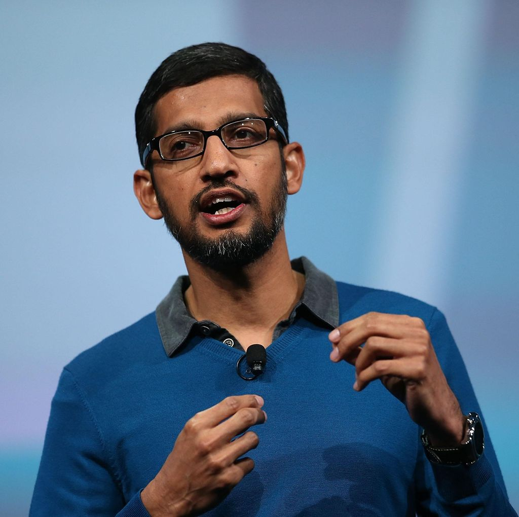 Sundar Pichai Kini CEO Google, Dulu Komputer pun Tak Punya