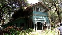 Rumah Rudyard Kipling yang berusia lebih dari 100 tahun. Delia Arnindita Larasati/detikHOT