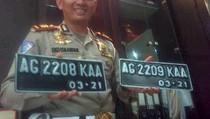 Nopol Baru Tiga Huruf untuk Roda Dua Berlaku di Kabupaten Blitar