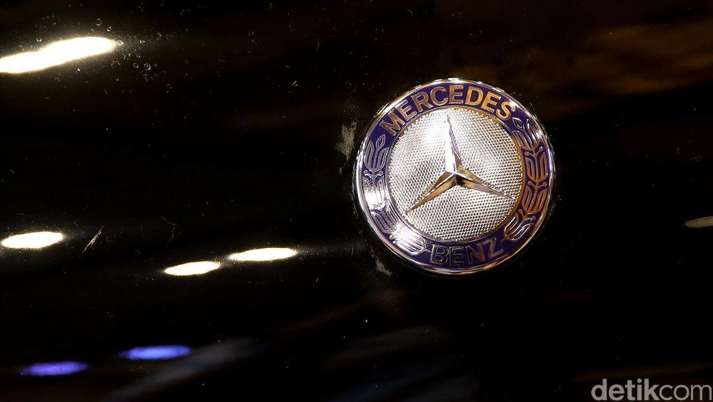 Mobil Mewah Terlaris Dunia, Mercedes-Benz Taklukkan BMW