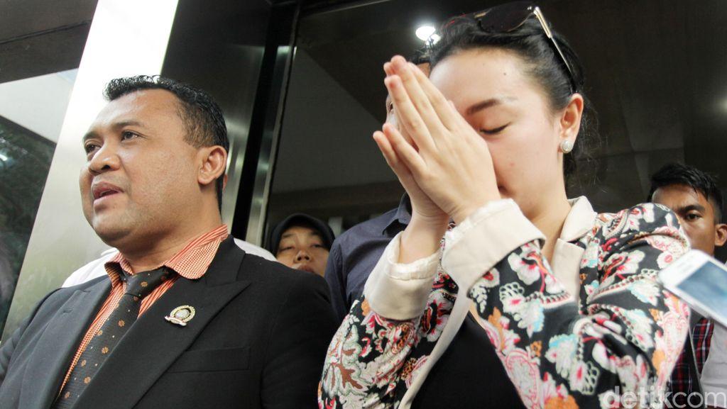 Nasib Zaskia Gotik di Kasus Pelecehan Lambang Negara Ditentukan Pekan Depan
