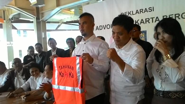 Relawan Jakarta ini Dideklarasikan untuk Lawan Ahok, Dukung Yusril Dkk