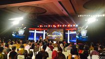 Jokowi: Kita Harus Masuk Kompetisi Global Agar Tak Jadi Pecundang