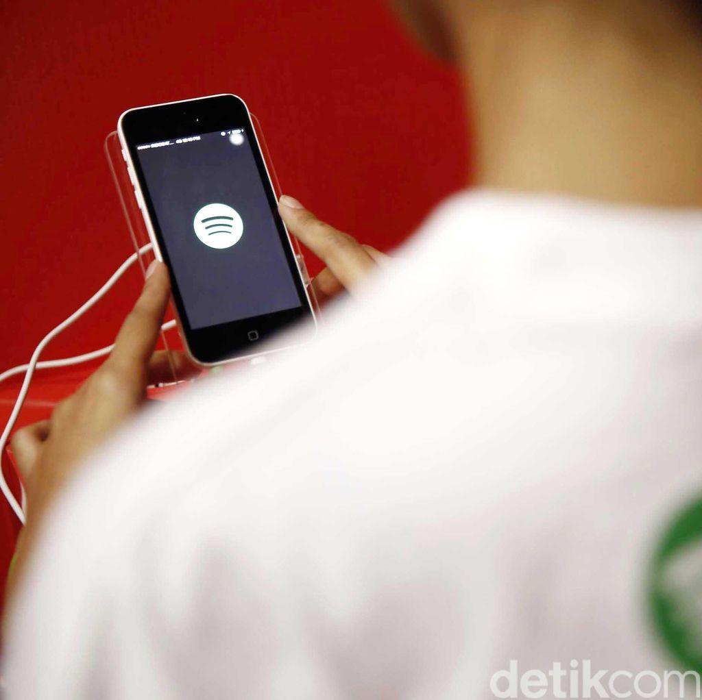 Spotify Lite Hadir Lebih Ringan, Tapi..